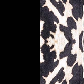 negru+animal print